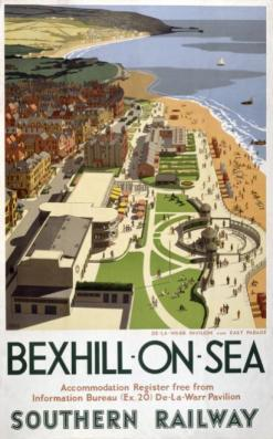bexhill-on-sea-susex-vintage-railway-travel-poster-print-by-southern-railway-550-p