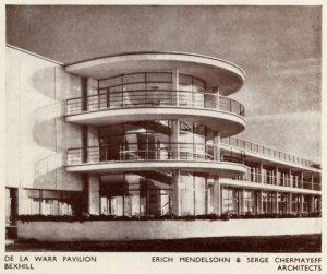 De La Warr Pavilion Bexhill 1937
