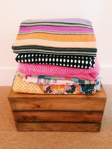 Cornocopia of Blankets