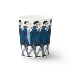 Elsa Beskow Uncle BLue mug  by Design House - Stockholm - Skandium
