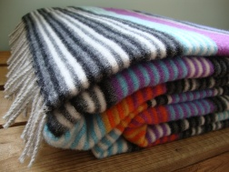 Missoni Stripe Blanket