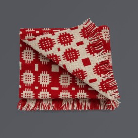 Welsh Blanket - Labour and Wait