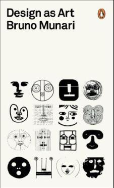 Design as Art - Bruno Munari Penguin Classics