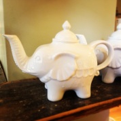 Liberty London Store BIA BRH Collection Elephant Teapot