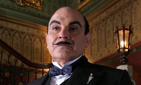 Poirot Suchet ITV