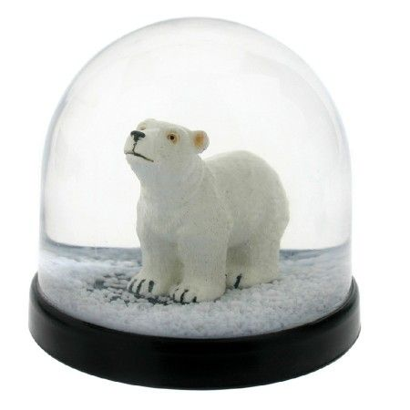 gRAHAM & gREEN  Snow Globe Christmas Decoration