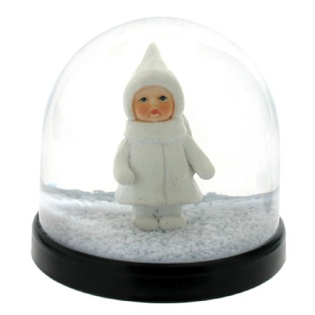 graham & Green Snowglobe.