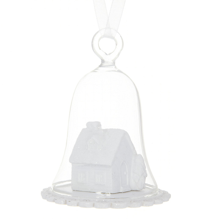 John Lewis Snow Globe Christmas Decoration