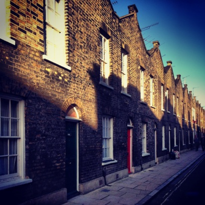 Roupell Street, Waterloo