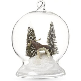 Selfridges Woodland Scene Bauble
